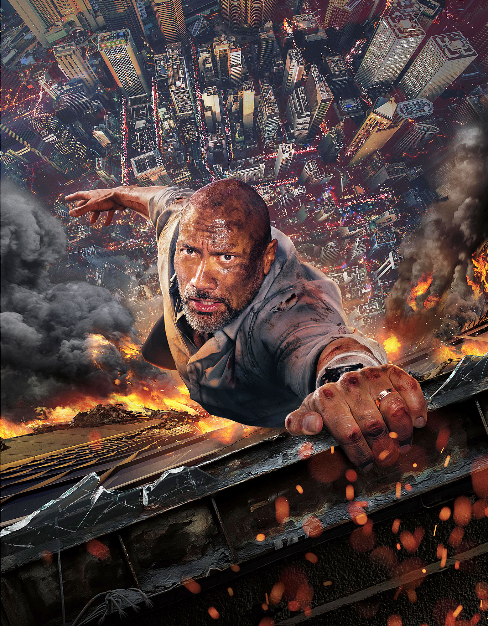 Dwayne Johnson The Rock Skyscraper Worst Movies of 2019