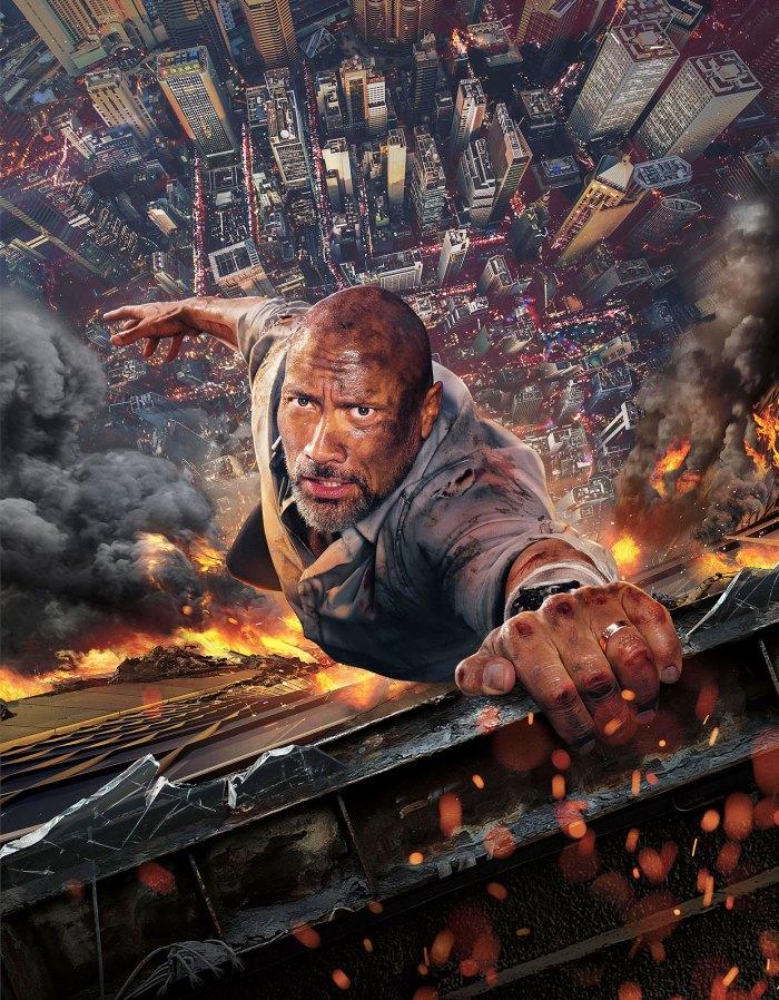 Dwayne Johnson The Rock Skyscraper Worst Movies of 2019