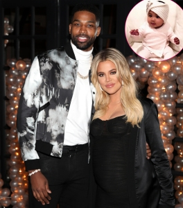 Tristan Thompson Seemingly Spends Christmas Apart From Khloe Kardashian and Daughter True