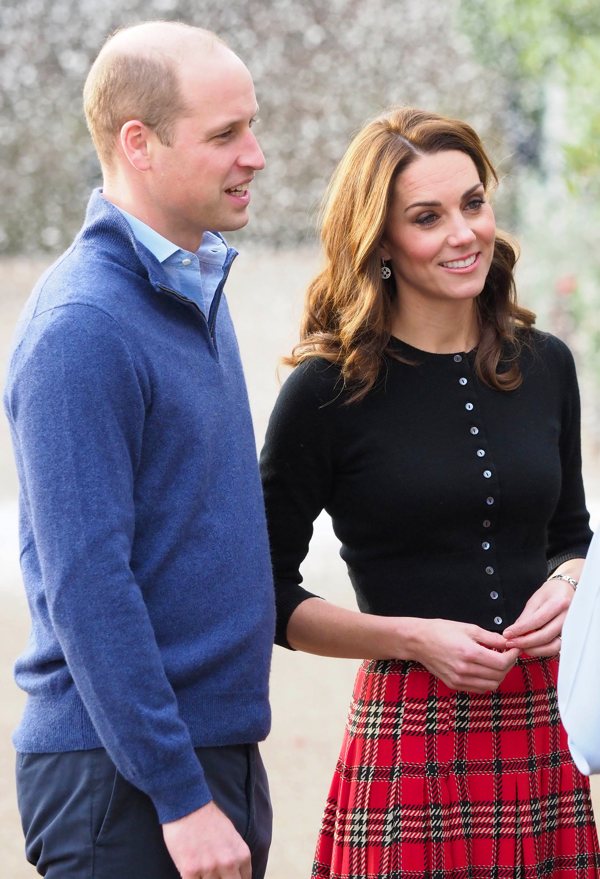 """Royal Family Nicknames - Prince William has been heard calling his wife """"Poppet"""" several times in public, including after they left the hospital with their first son, George, in July 2013."""