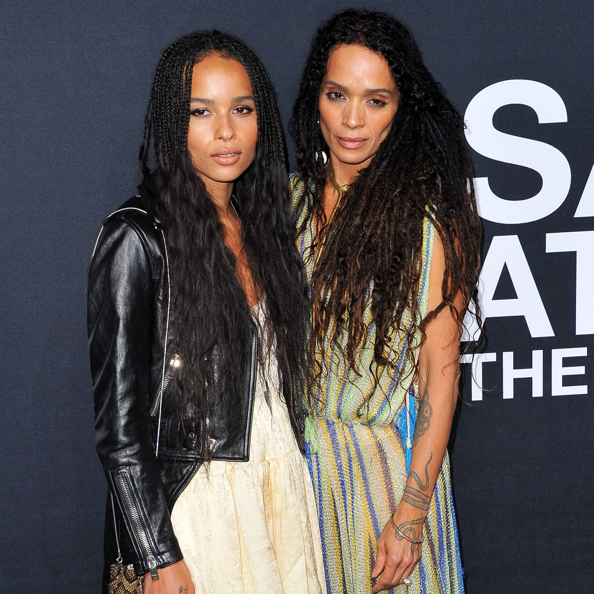 Zoe Kravitz And Mom Lisa Bonet Look Like Twins In New Photo