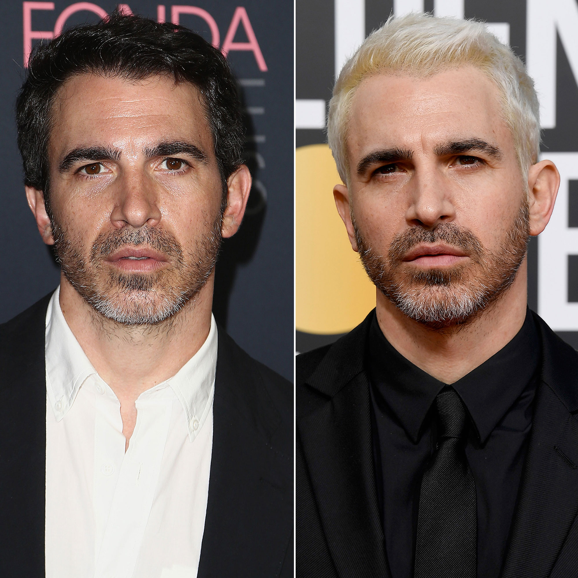 Celebrity Hair Transformations of 2019 - When The Mindy Project hunk hit the red carpet at the Golden Globes on Sunday, January 6, with a platinum cropped cut, social media lost its collective mind . The shade switch is likely for his latest role as villain Victor Zsaszin in the forthcoming flick Bird of Prey .
