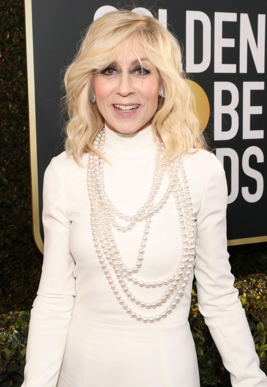 Golden Globes 2019 Fashion: Best Bling Judith Light
