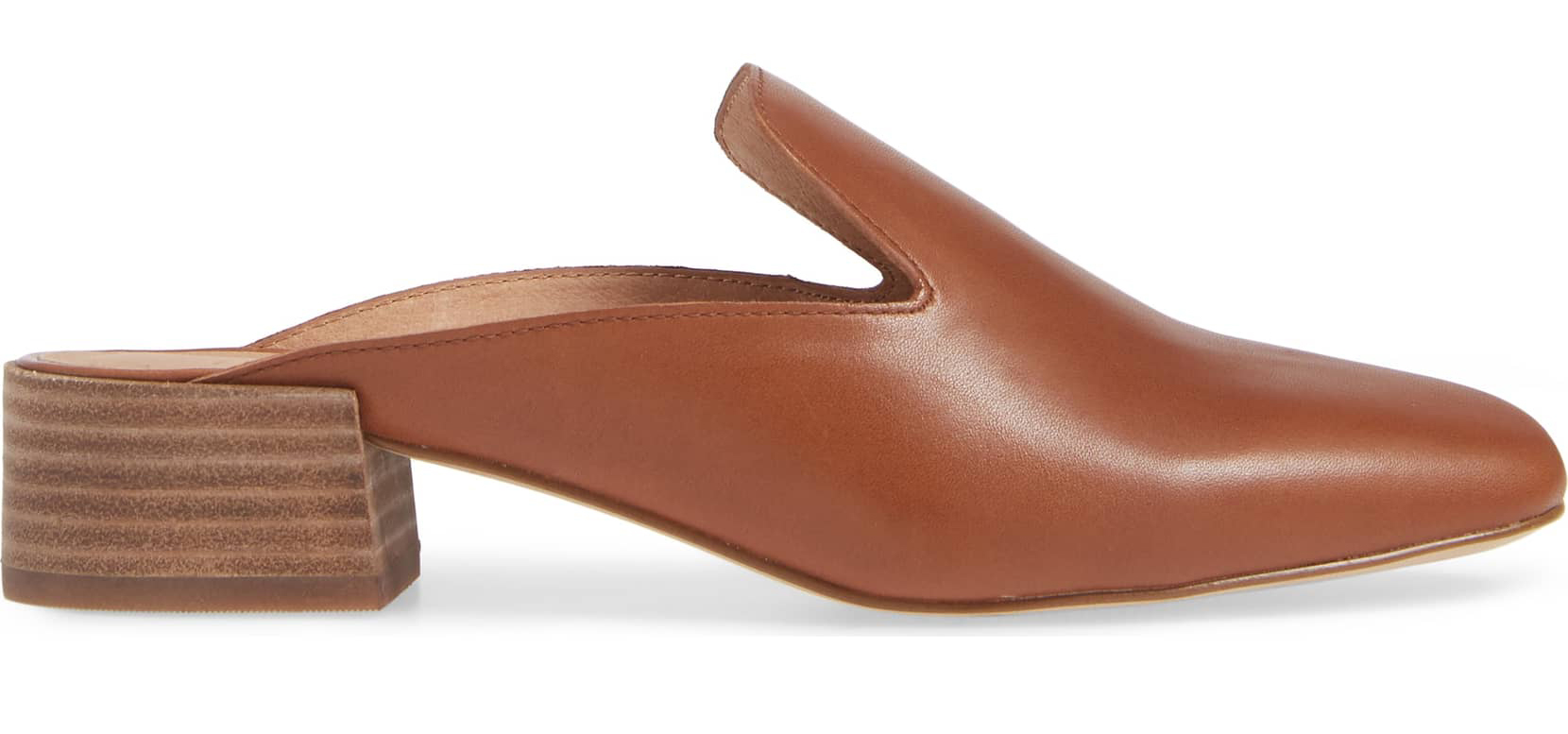 3aeb98d79a3 These Classic Madewell Mules Are a Must-Have   They re on Sale