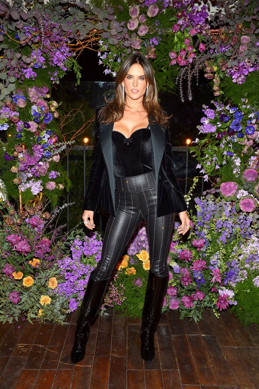 Alessandra Ambrosio 5 Celebs Who Swear By CBD-Infused Beauty Products