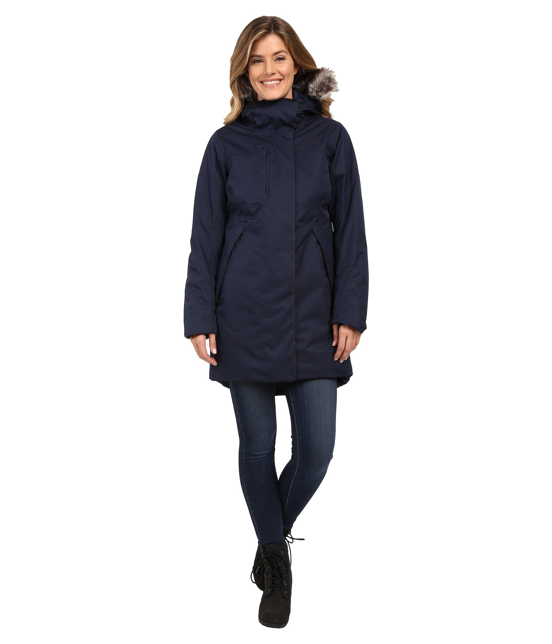 The north Face Crestmont Parka