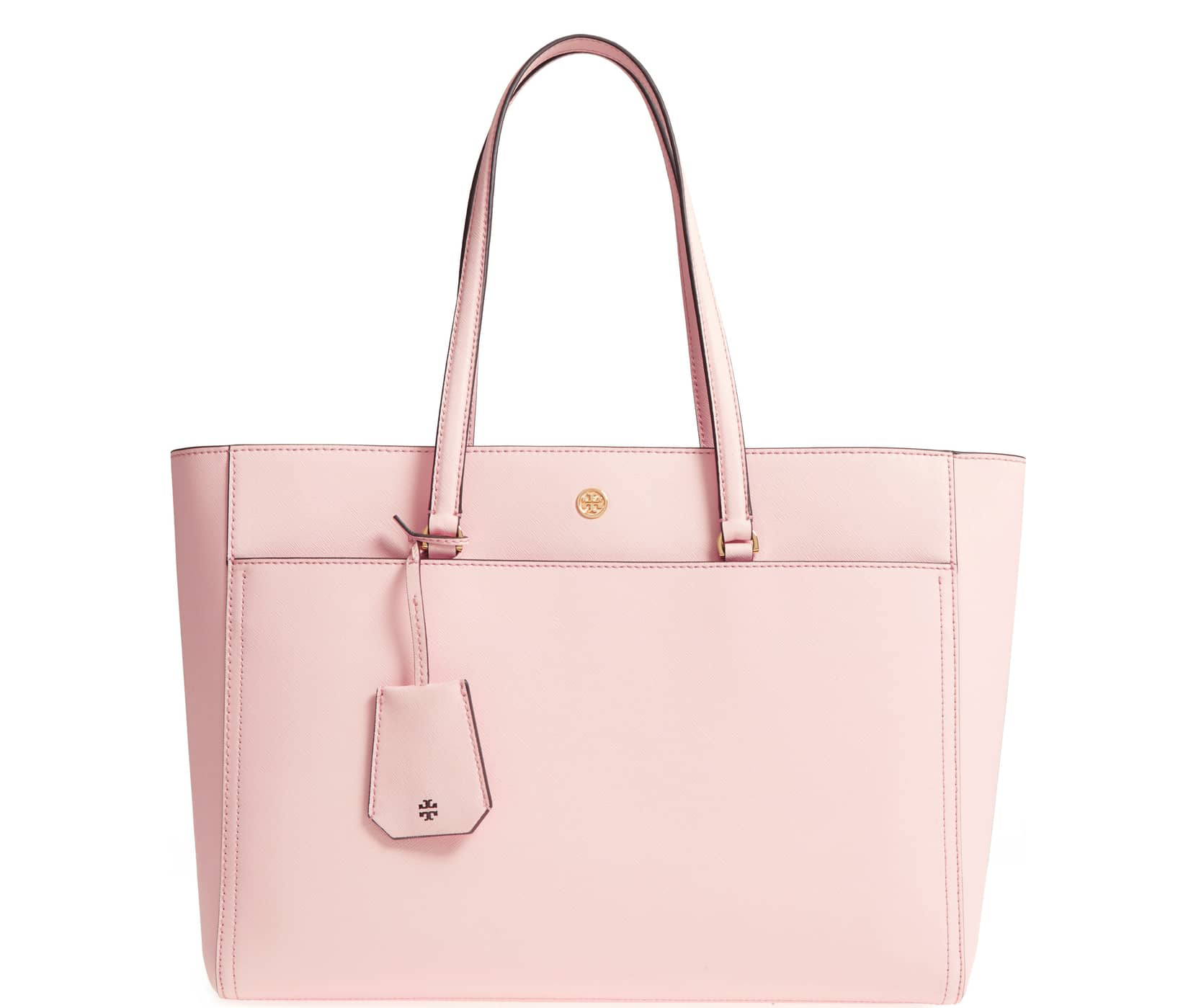 a84a144edcf8 This Tory Burch Tote Is on Sale and Will Replace Our Old Work Bag