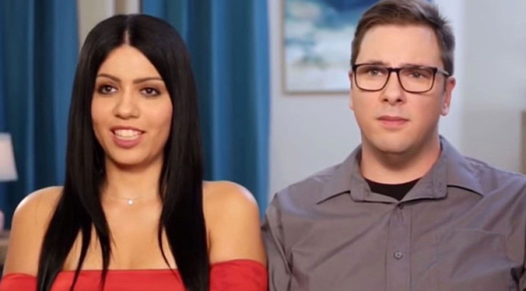 90 Day Fiance's Larissa Dos Santos Lima Arrested for Domestic Battery After Alleged Fight With Colt Johnson - Larissa Dos Santos and Colt Johnson