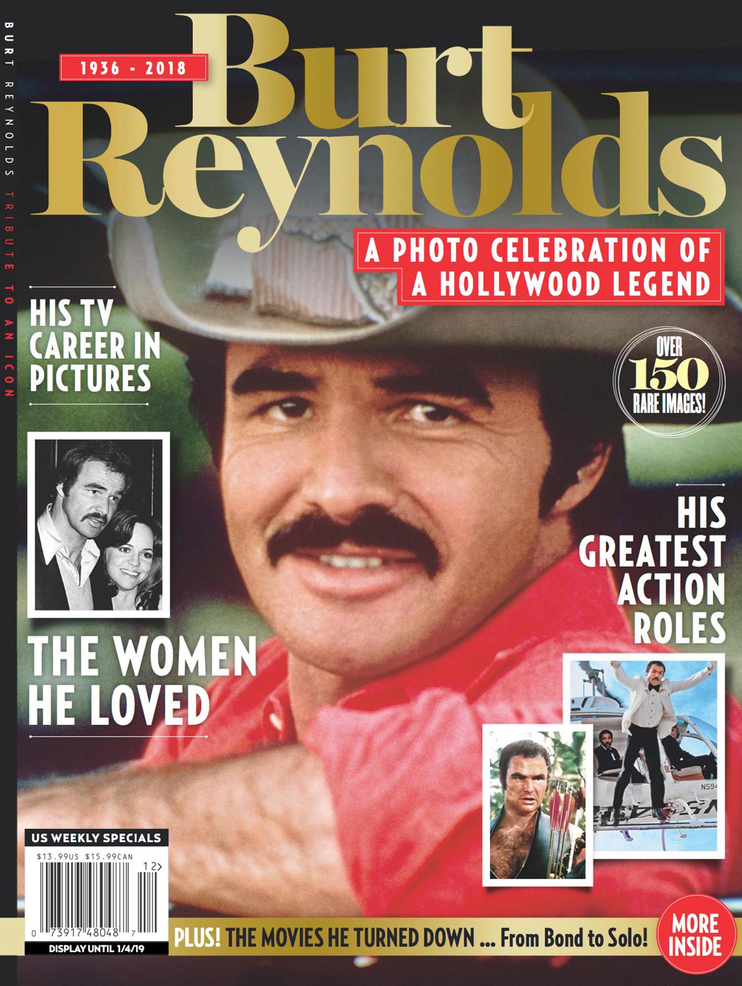 Why Burt Reynolds Felt Sally Field Was the One That Got Away