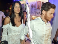 Adriana Lima Splits From BF Metin Hara After A Year and a Half of Dating