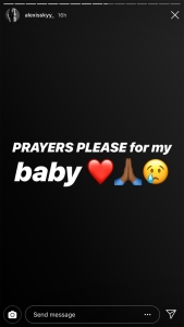 Alexis Skyy's Baby Undergoes Surgery: 'Prayers Please'
