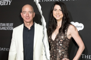 Amazon's Jeff Bezos Announces Divorce From Wife MacKenzie Bezos: 'We Would Do It All Again'