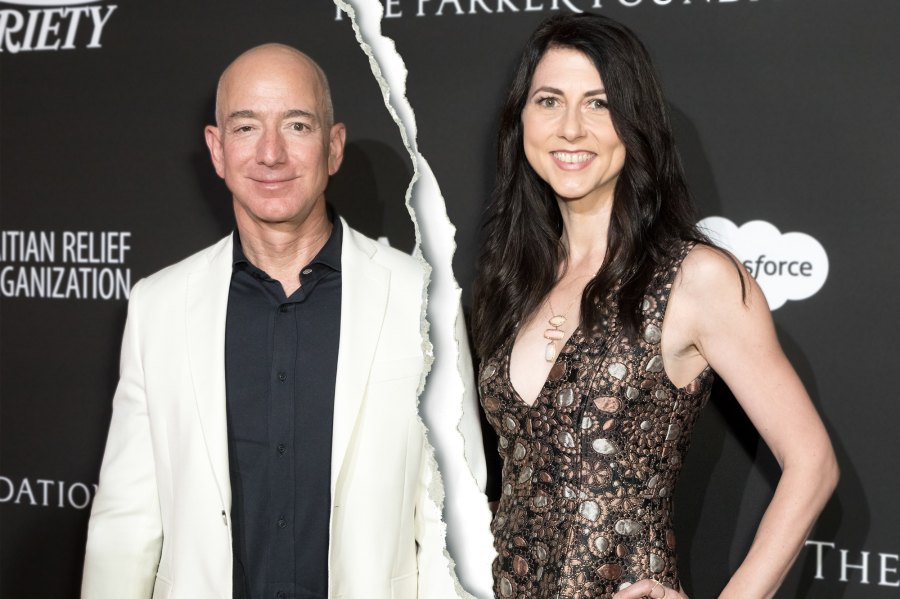Amazon's Jeff Bezos Announces Divorce From Wife MacKenzie Bezos: 'We Would Do It All Again'