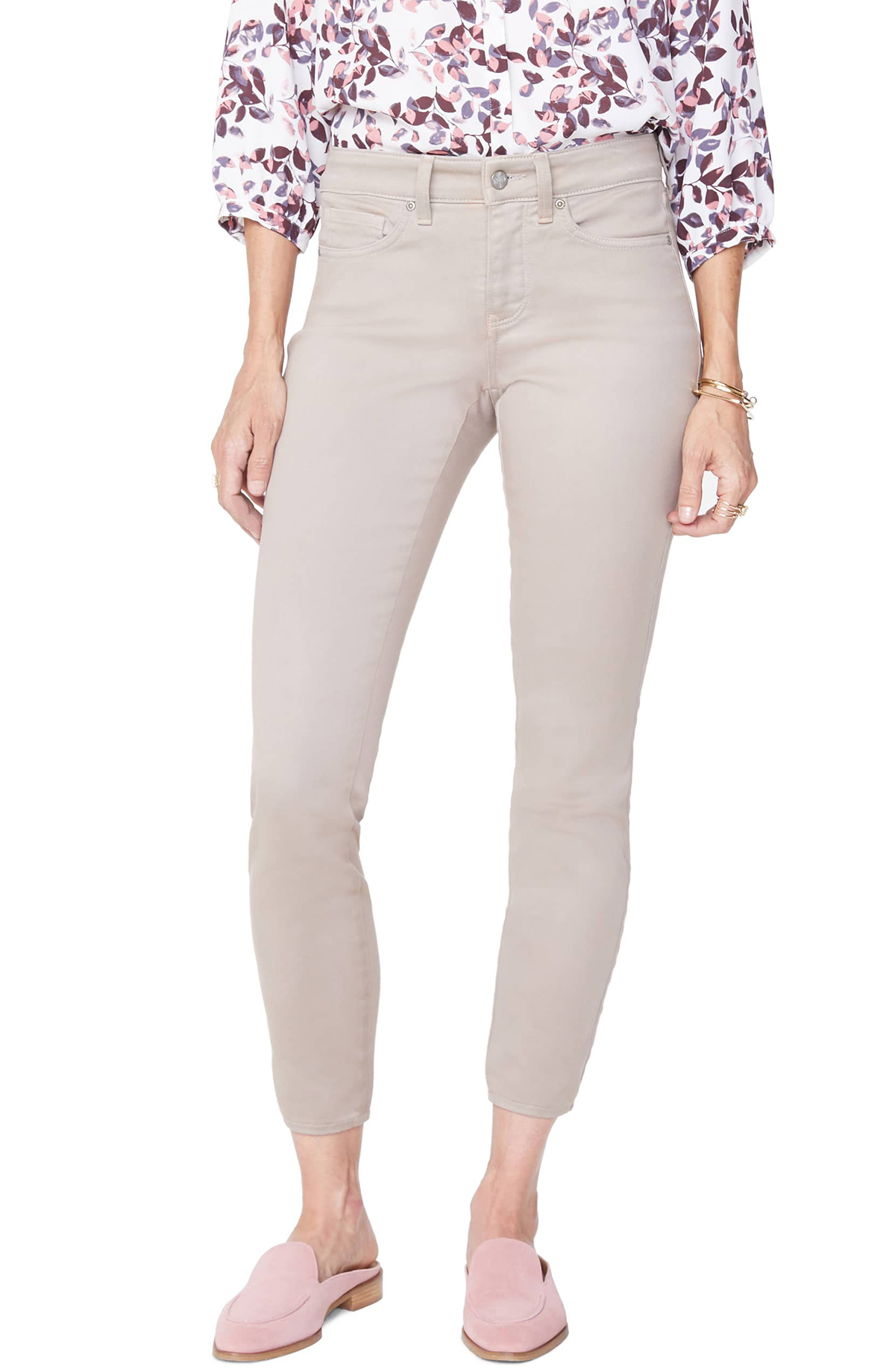 Ami Skinny Jeans Front