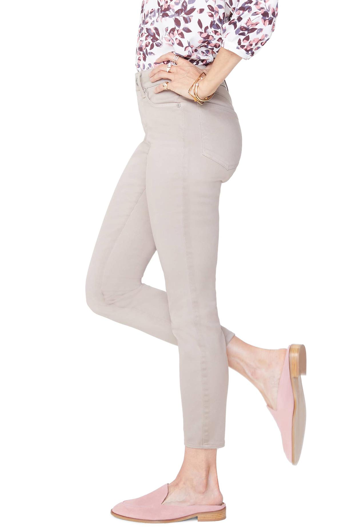 Ami Skinny Jeans Side