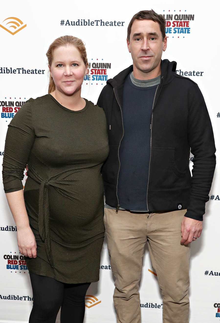 Amy Schumers Funniest Quotes About Pregnancy