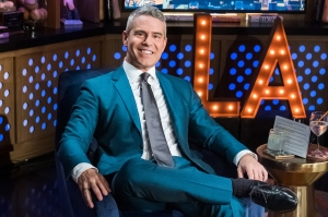 Andy Cohen and the Housewives Spill on Baby Shower Drama: Lisa Vanderpump's Absence and More