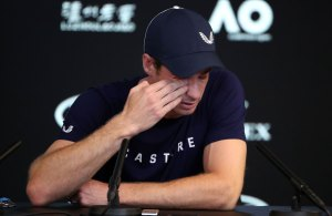 Tennis Champ Andy Murray Tearfully Announces Retirement