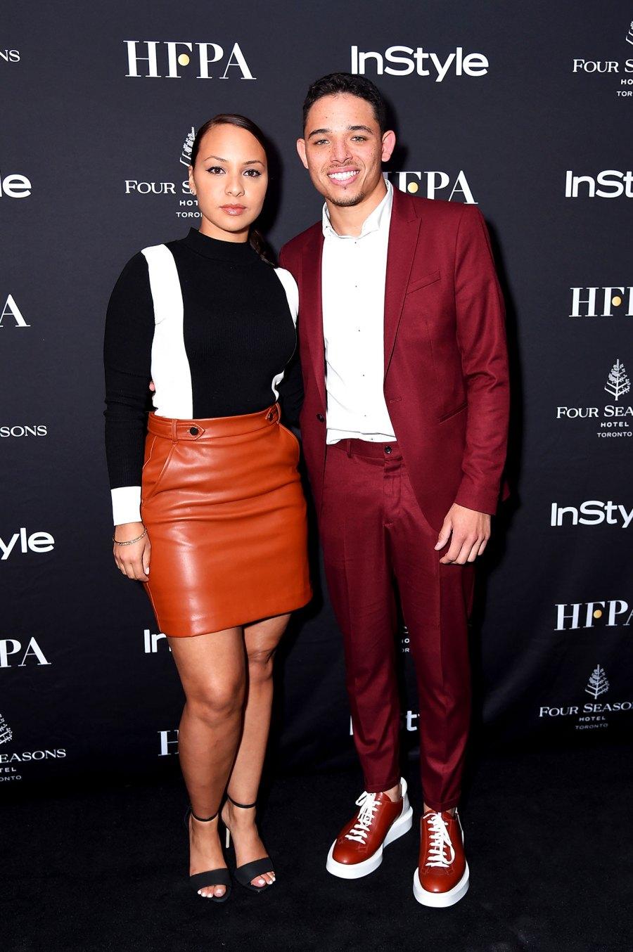 Anthony Ramos and Jasmine Cephas Celeb Engagements of 2019