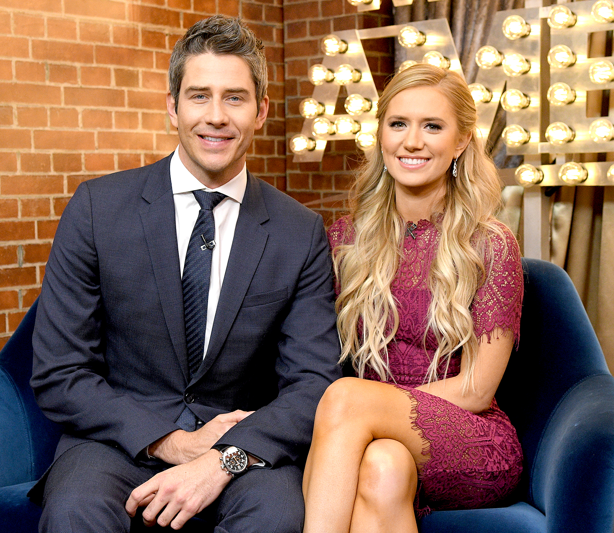 Arie-Luyendyk-Jr. -Lauren-Burnham-quotes - The Dutch native was excited to move in with his love in April 2018 after they purchased a home together in Phoenix.