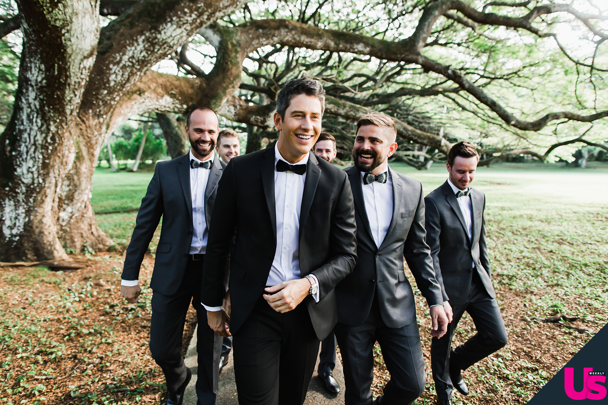 Arie-Luyendyk-Jr. -and-Lauren-Burnham-Wedding - One of the biggest influences when it came to the wedding was Twilight: Breaking Dawn , the movie!
