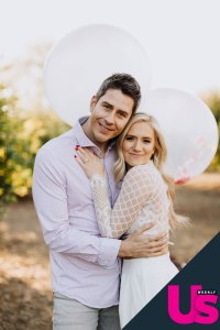 Arie Luyendyk Jr. and Lauren Burnham Reveal Baby's Gender