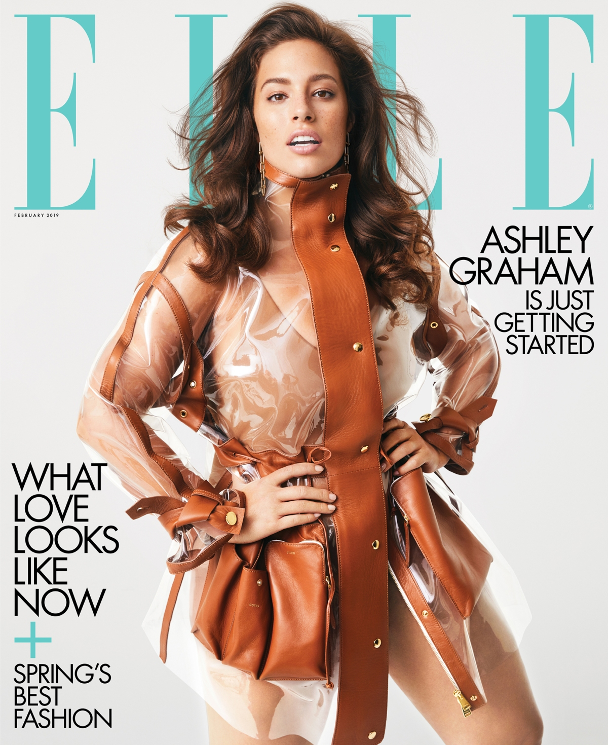 Ashley Graham Shows Killer Curves, Reveals Her Key to Marriage: 'Just Have Sex!'