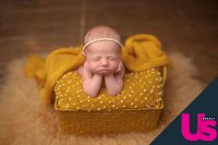 MAFS Ashley and Anthony Share Newborn Photos