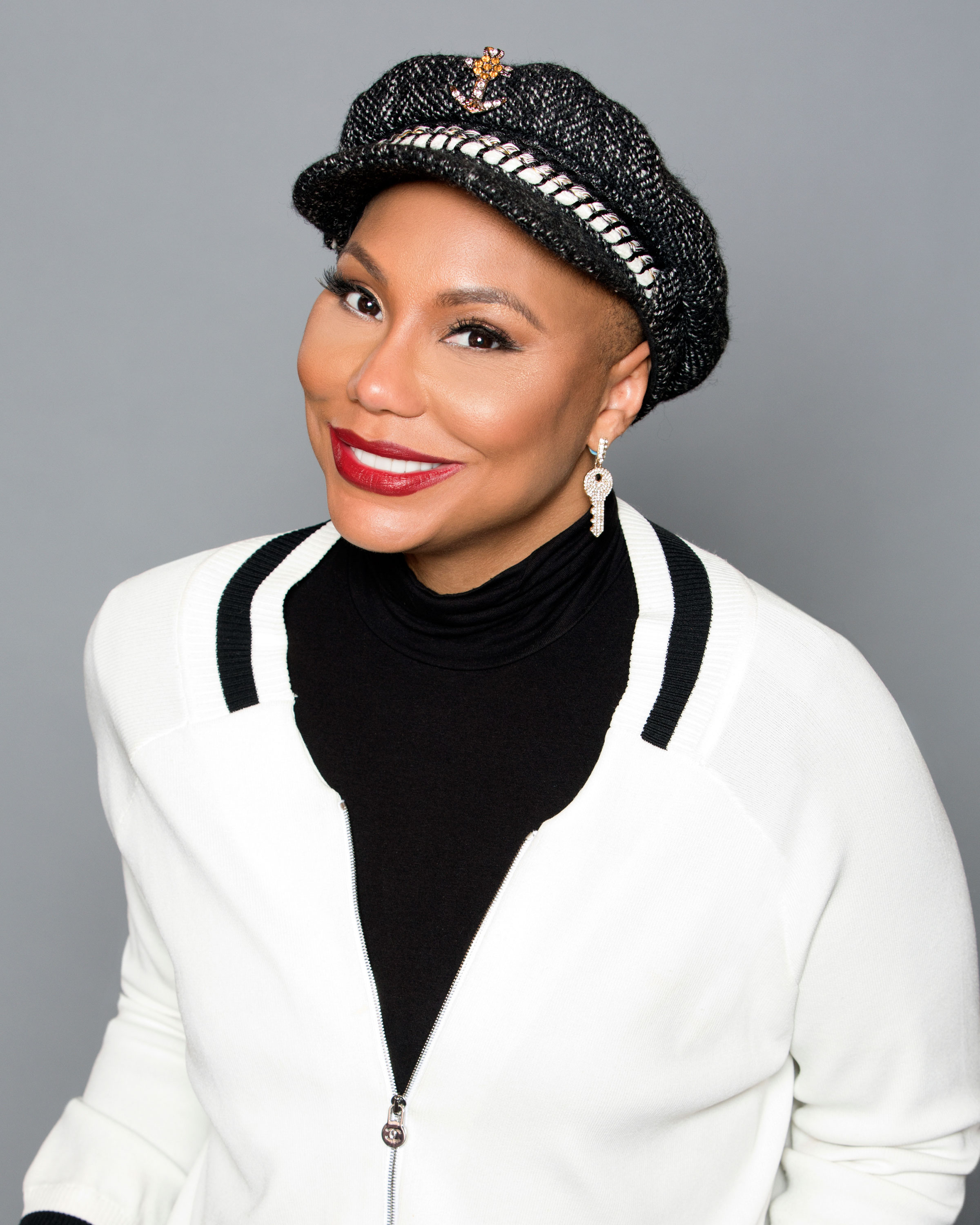 BIG-BROTHER-CELEBRITY-EDITION-Tamar Braxton - In 1990, Braxton, 41, founded the R&B singing group The Braxtons with her sisters. She went on to become a cohost on The Real from 2013 to 2016 and stars on We TV's Braxton Family Values .