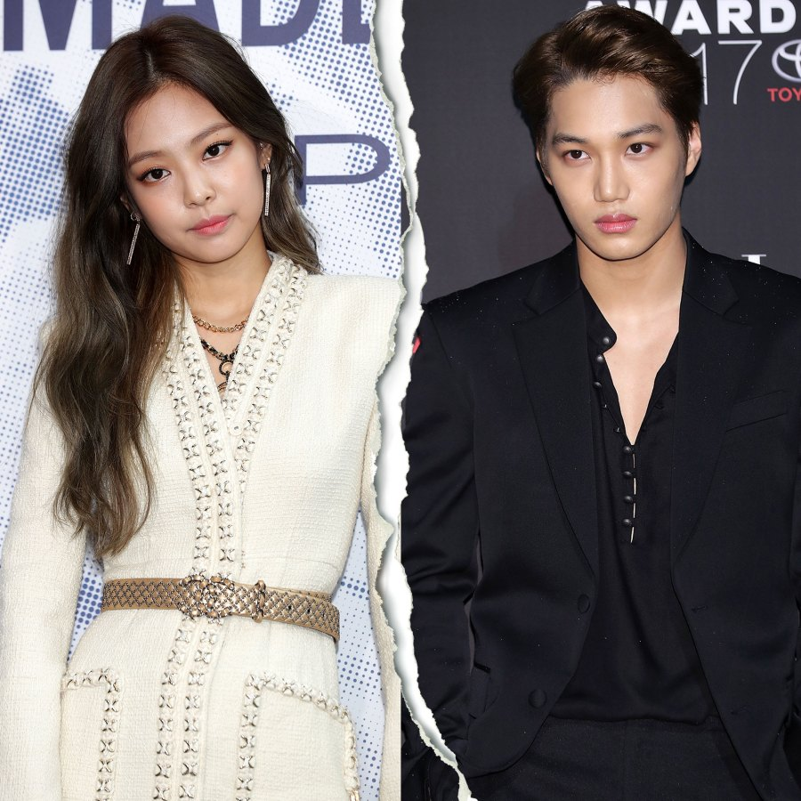 BLACKPINK's Jennie and EXO's Kai Split Weeks After Confirming Their Romance