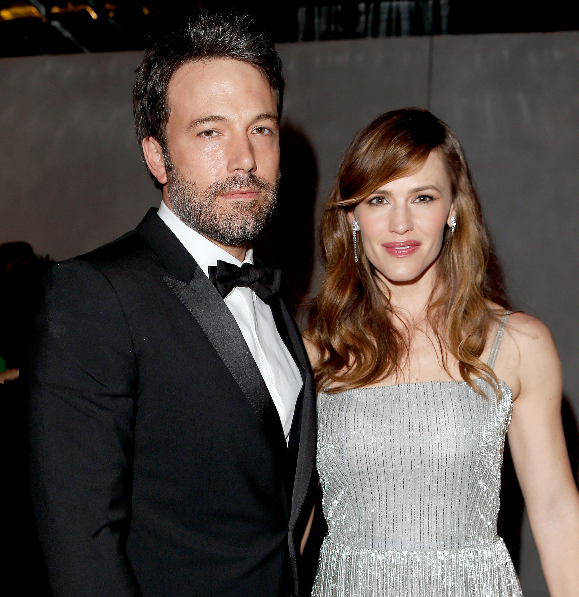 "Ben-Affleck-and-Jennifer-Garner-coparenting - Affleck told Ellen DeGeneres in March 2016 that he and Garner are ""good friends."" He added: ""We're doing our best and our kids are fabulous and we're working our best for them. And what else are you gonna do?"""