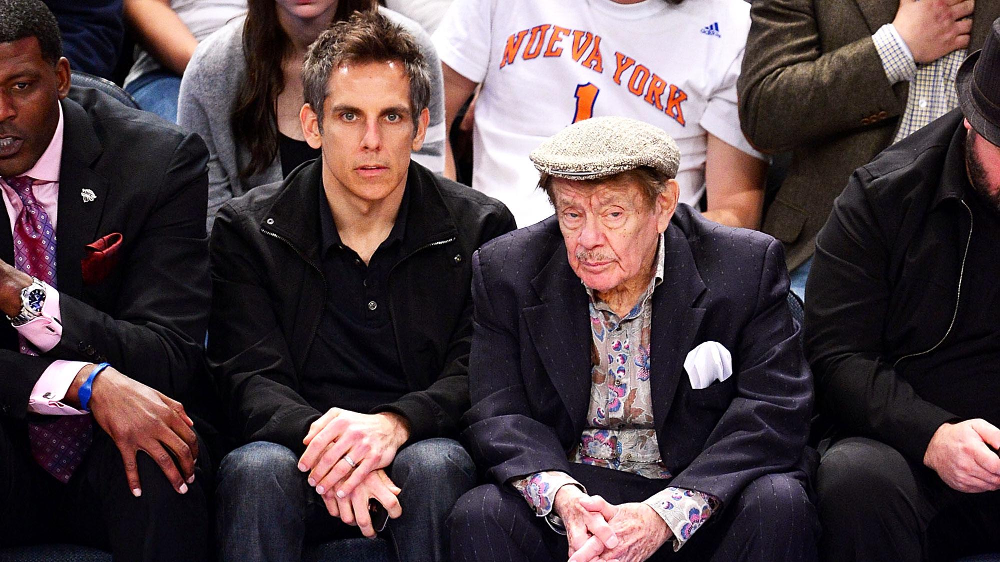 Ben Stiller's Dad Jerry Stiller Rushed to Hospital