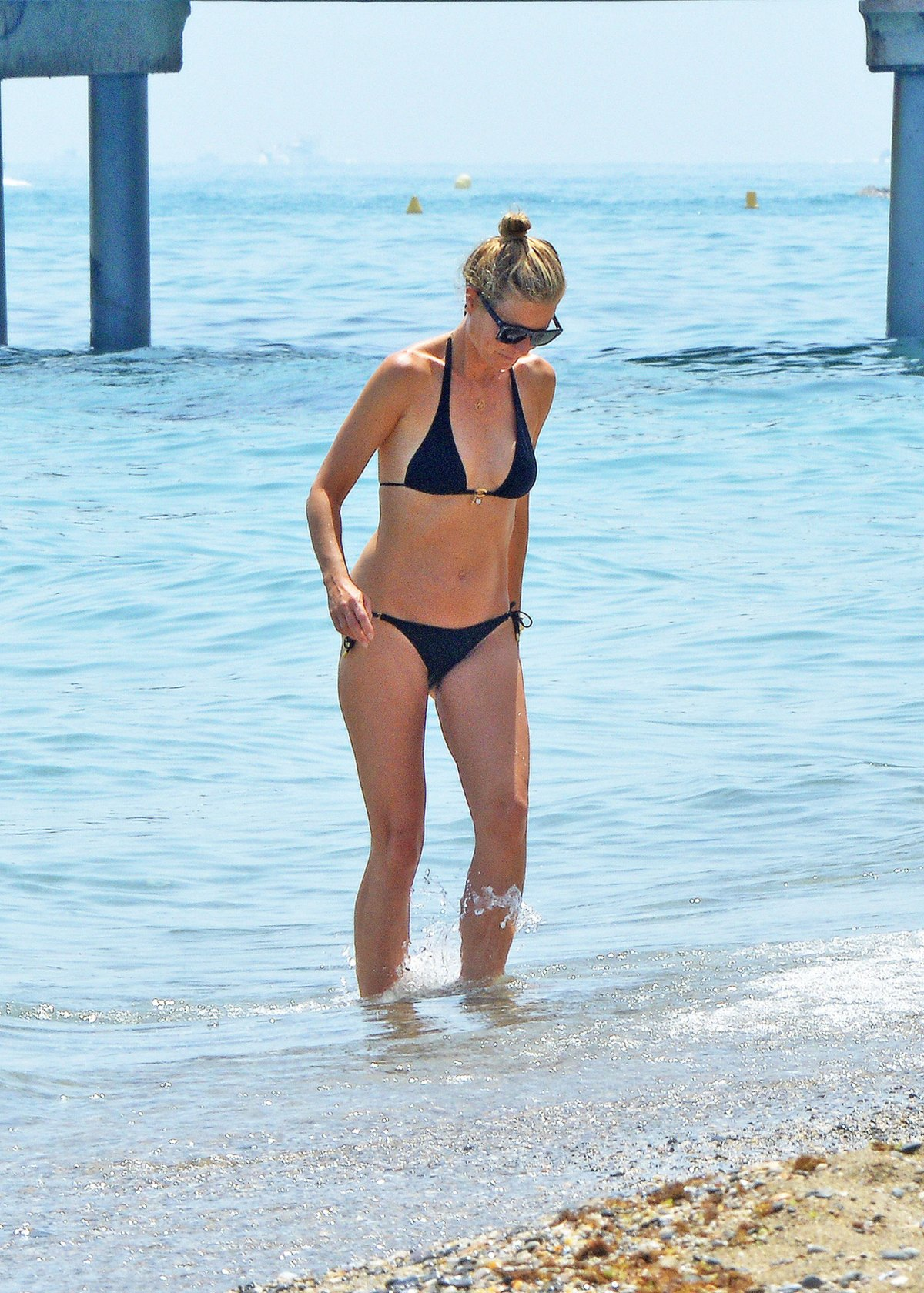 718416f41b The Hottest Celebs Over 40 in Swimsuits: Photos and Fitness Tips