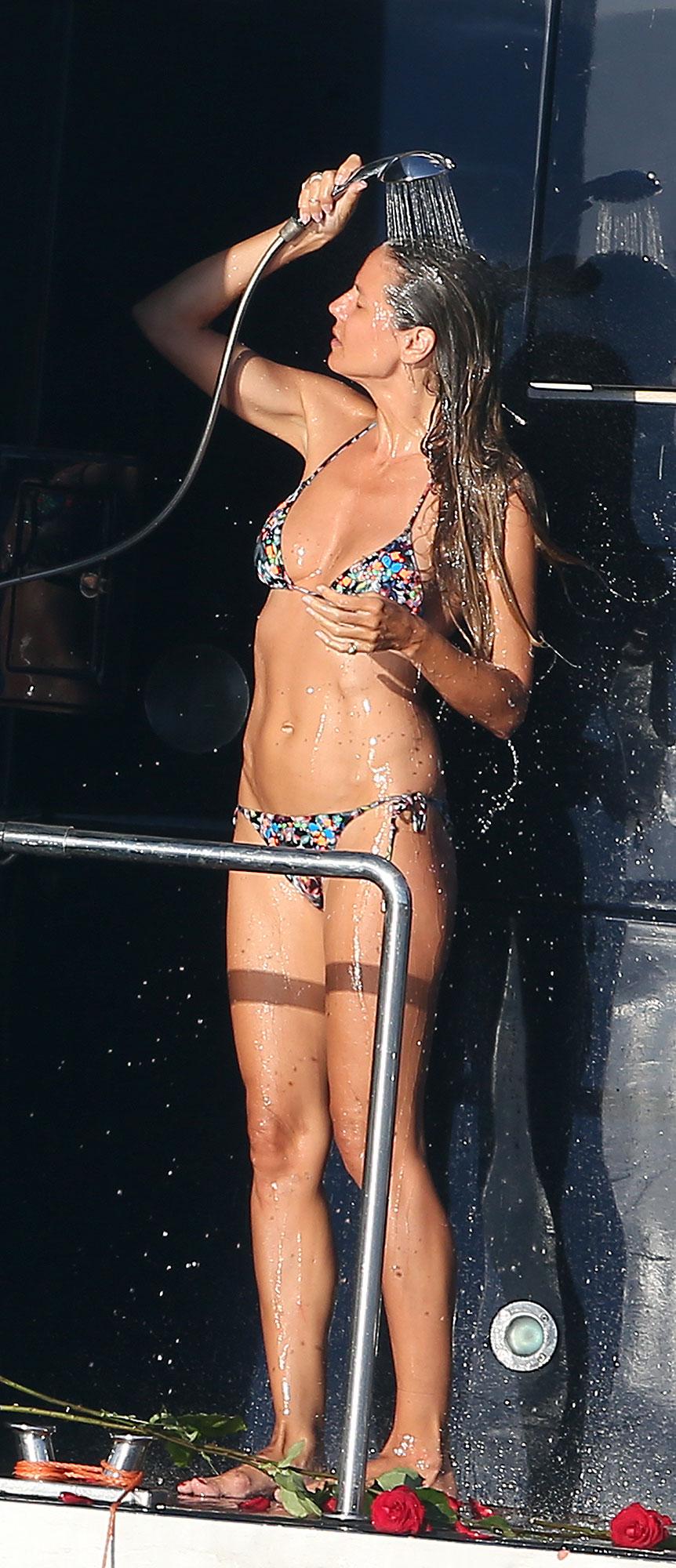 best bodies over 40 Heidi Klum
