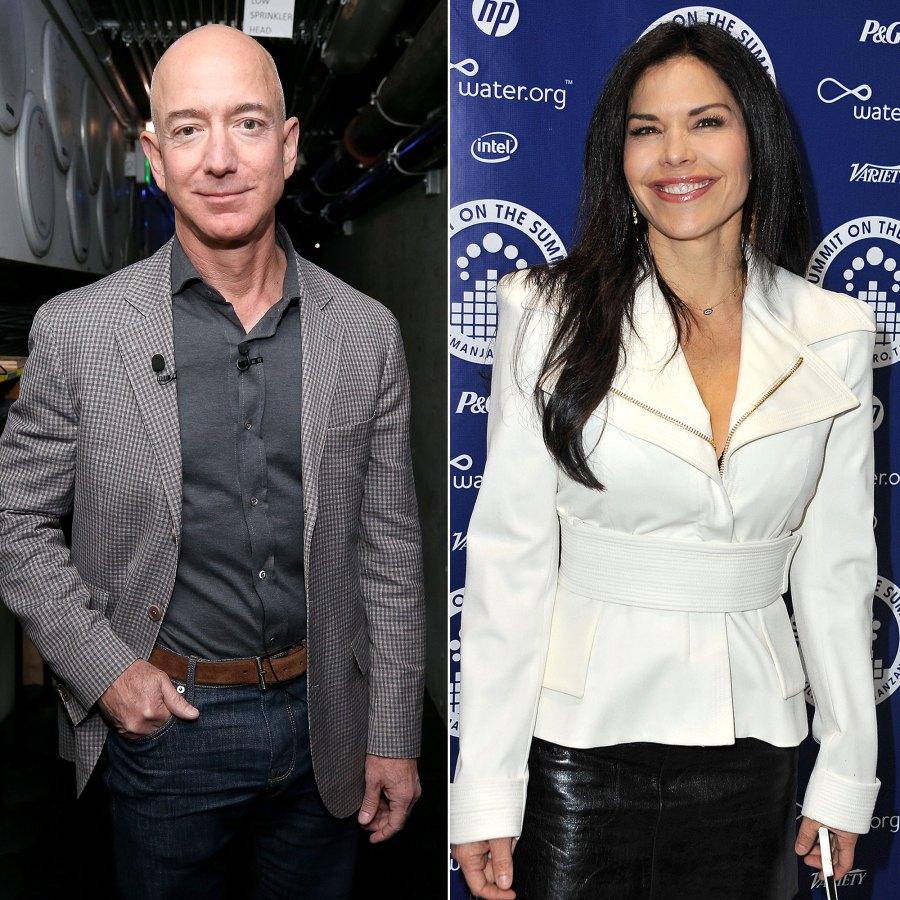 Jeff Bezos and Lauren Sanchez Are Relieved