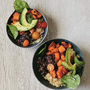 Black Bean And Squash Quinoa Bowl