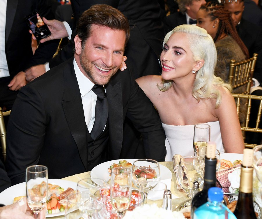 Critics Choice Awards 2019 What You Didn't See on TV Bradley Cooper Lady Gaga
