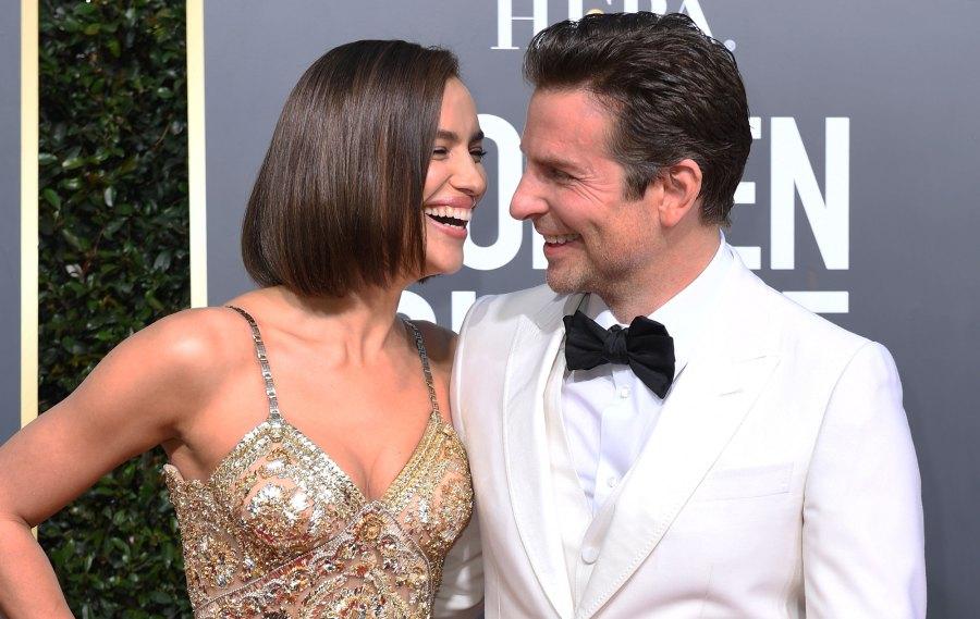 Bradley Cooper and Irina Shayk Turn Golden Globes 2019 Into Date Night