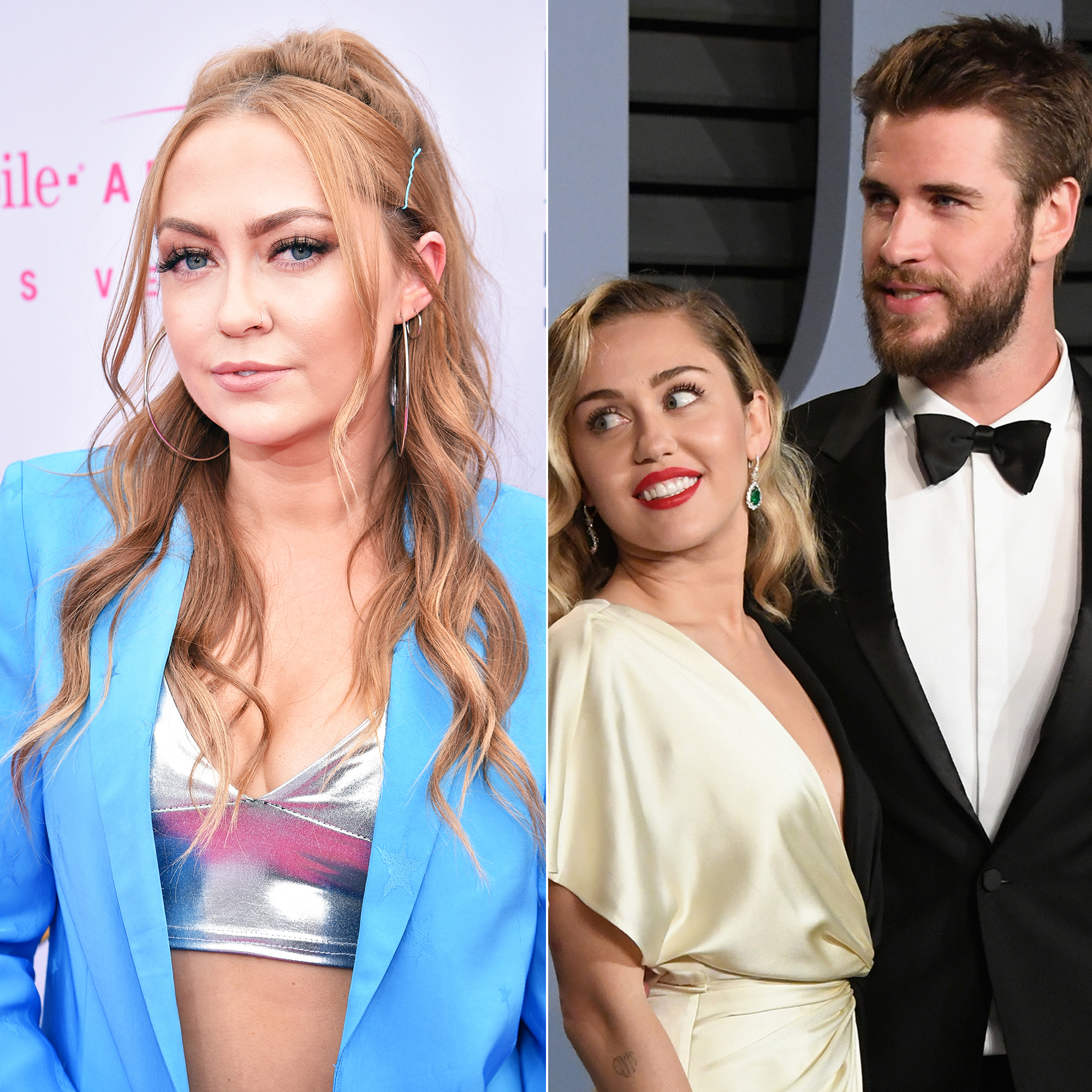 Brandi Cyrus Talks Miley Cyrus Liam Hemsworth S Private Wedding