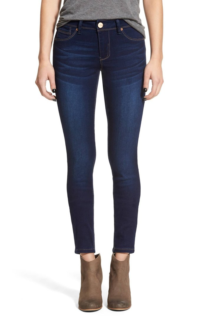 Butter Skinny Jeans Front