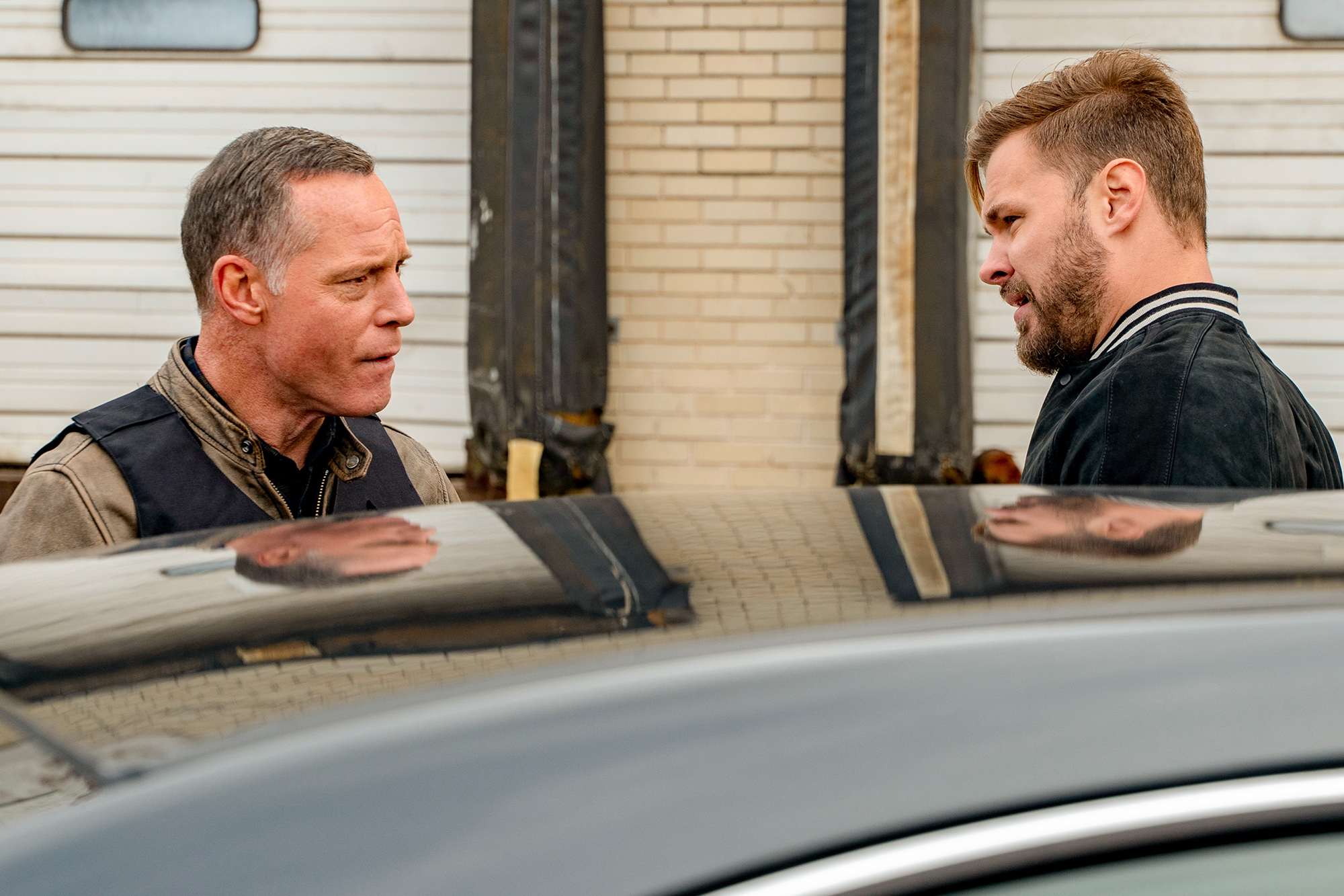 Patrick Flueger Teases Ruzek Consequences Halstead and Upton Bond - Jason Beghe and Patrick John Flueger on Chicago P.D.