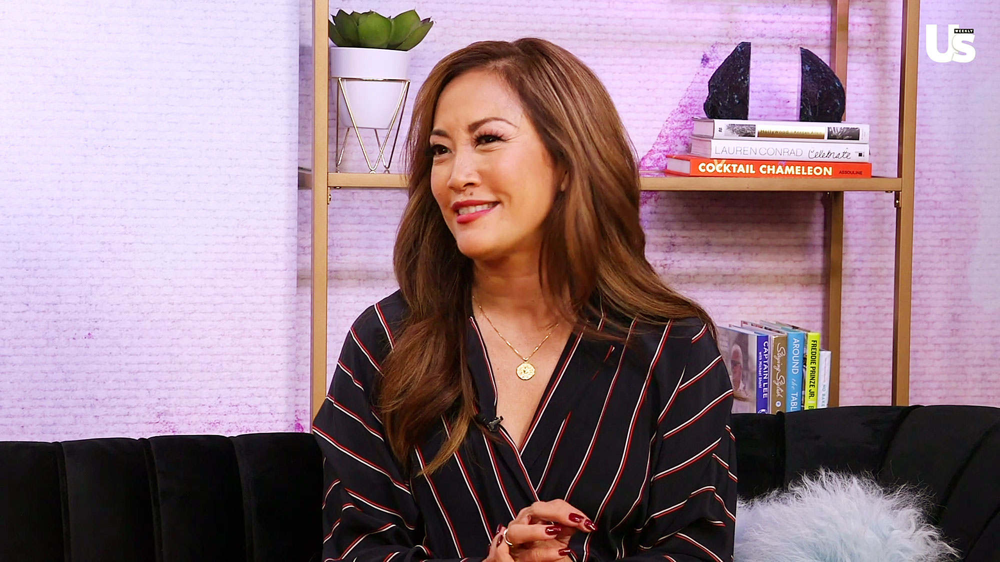 Carrie Ann Inaba Talks Replacing Julie Chen The Talk - Carrie Ann Inaba.