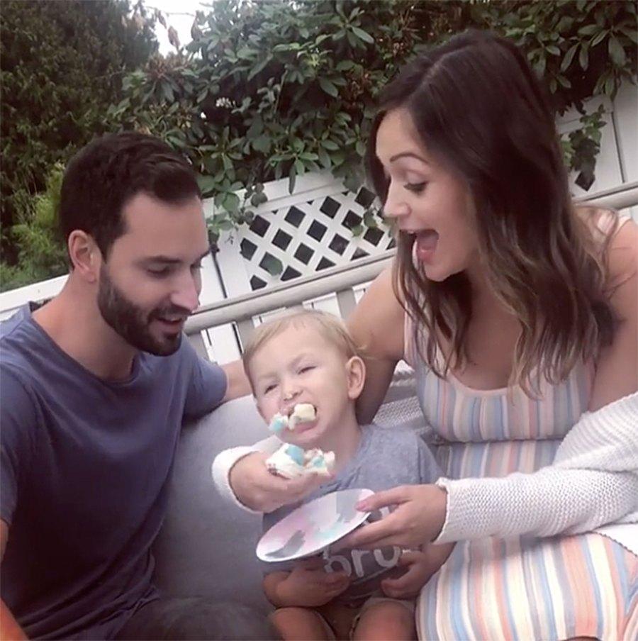 Celebrity Baby Gender Reveal Parties