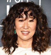 Sandra Oh hairstylist