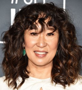 Ted Gibson S Curly Hair Bangs Styling Tips Hacks Details
