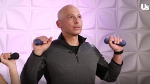 Celebrity Trainer Harley Pasternak's 7-Minute Arm Workout