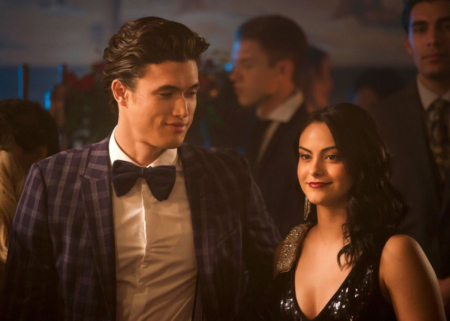'Riverdale' Brings Another Real-Life Couple Onscreen With Camila Mendes and Charles Melton