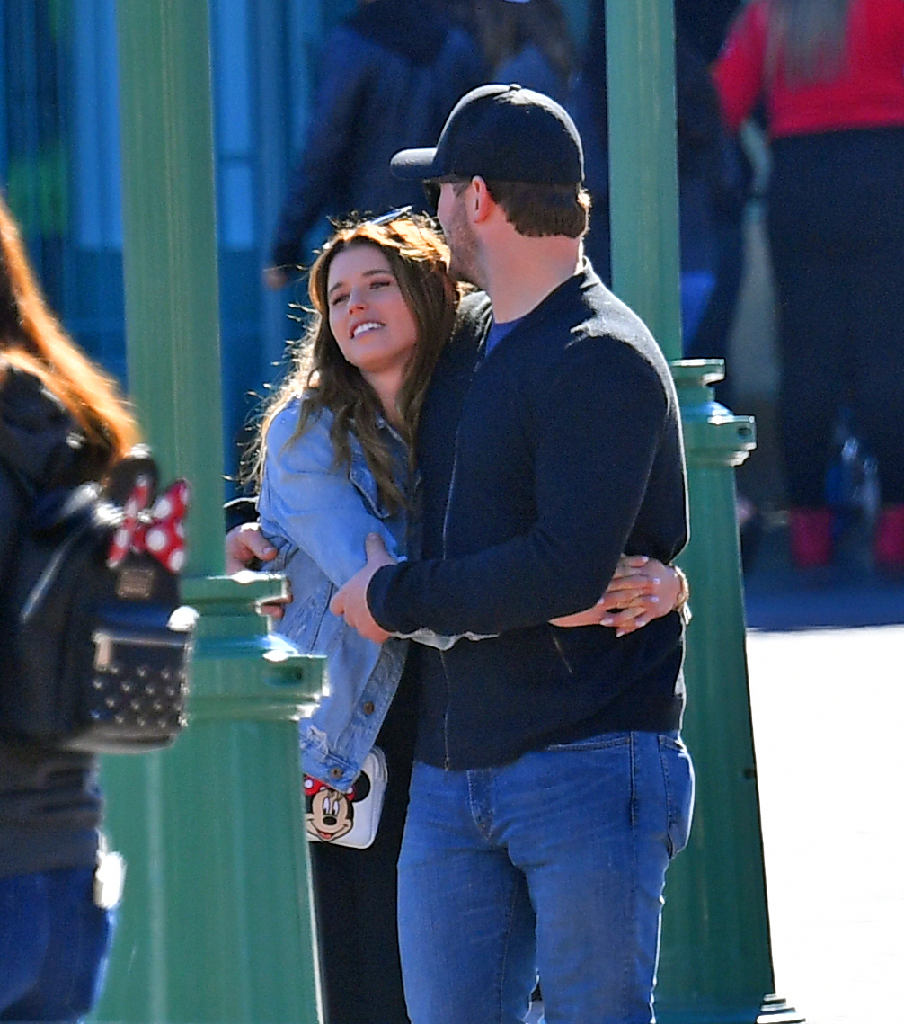 "Chris Pratt and Katherine Schwarzenegger: A Timeline of Their Relationship - In July 2018, a source exclusively told Us Weekly the couple had met through Schwarzenegger's mother, Maria Shriver . ""They're dating. It's new,"" the source added."