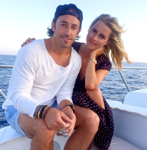 Claire-Holt-and-Husband-Andrew-Joblon-Welcome-First-Child