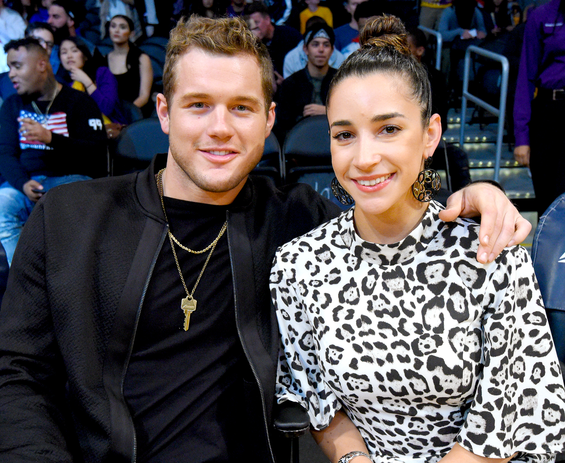 Colton Underwood Reflects On Tough Split From First Love Aly Raisman